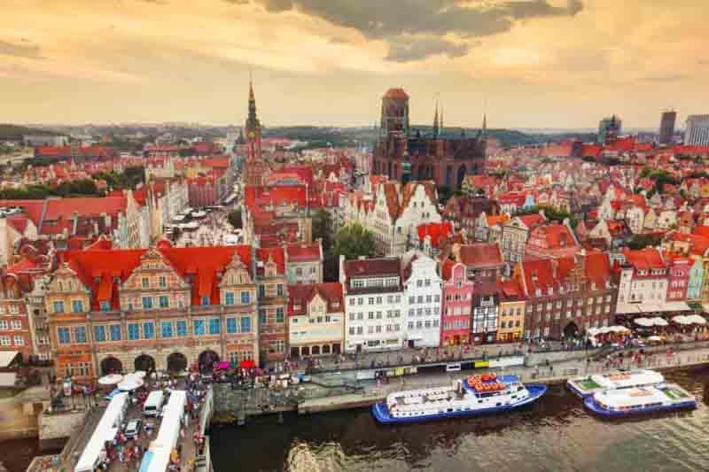 Gdansk-old-town