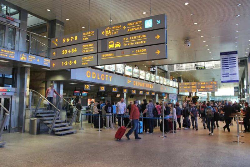 Krakow-International-Airport
