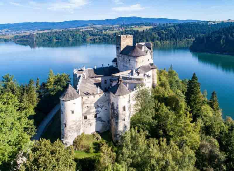Medieval-Castle-in-Niedzica
