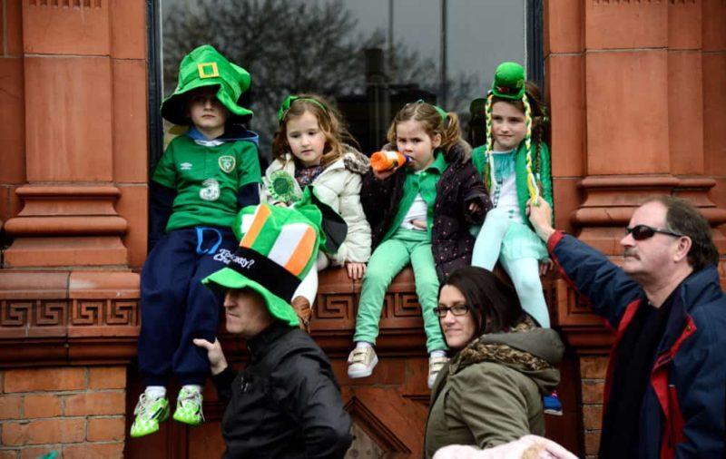 St.-Patricks-Day-Parade-in-Dublin