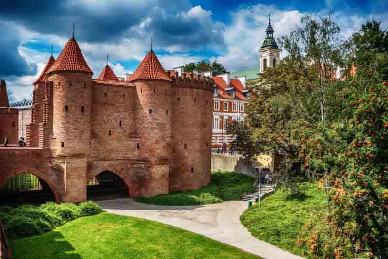 Warsaw-Barbacan