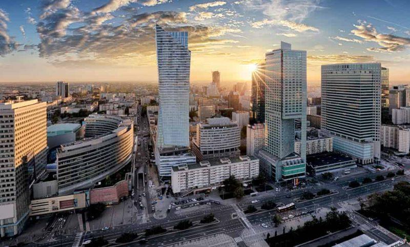 Warsaw-city