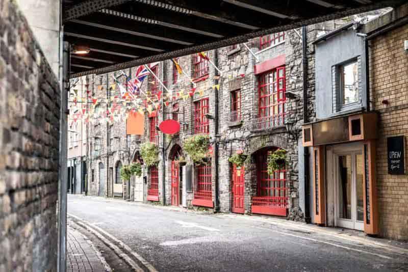 street-in-Dublin